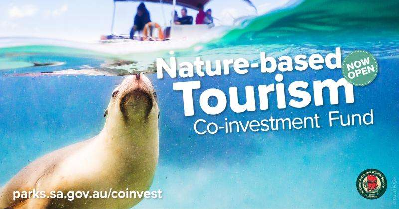 Big boost for nature-based tourism in South Australia
