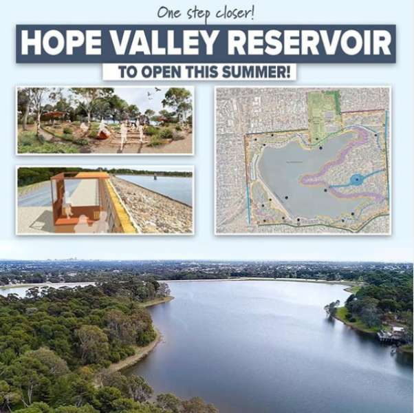 Hope Valley Reservoir to open this summer