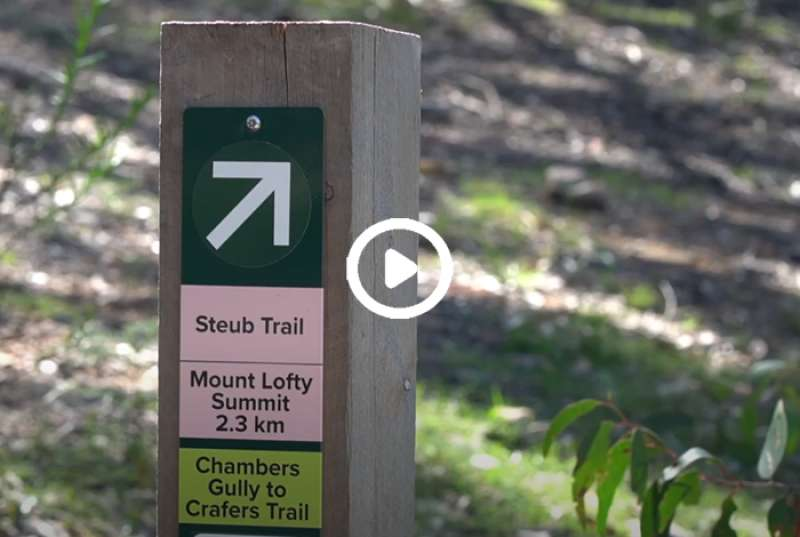 New Mt Lofty Summit walking trail officially opened