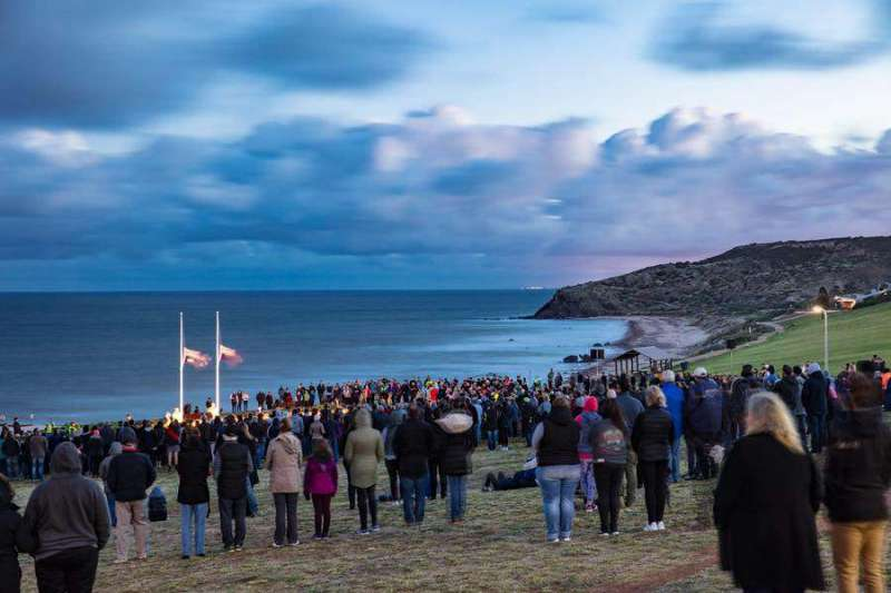 ANZAC Dawn Service 2019 speech: Pink Telegrams