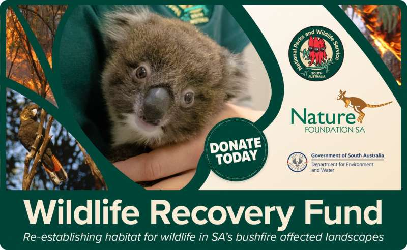 Dedicated fund to restore wildlife habitats launched