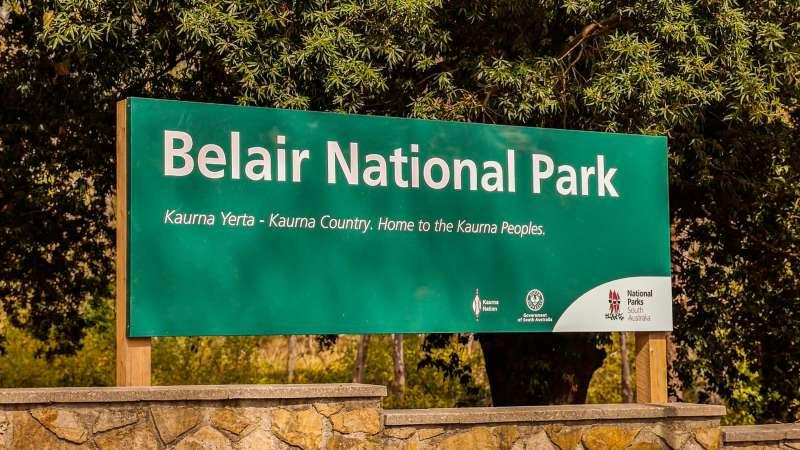 Reinvigorating Belair National Park