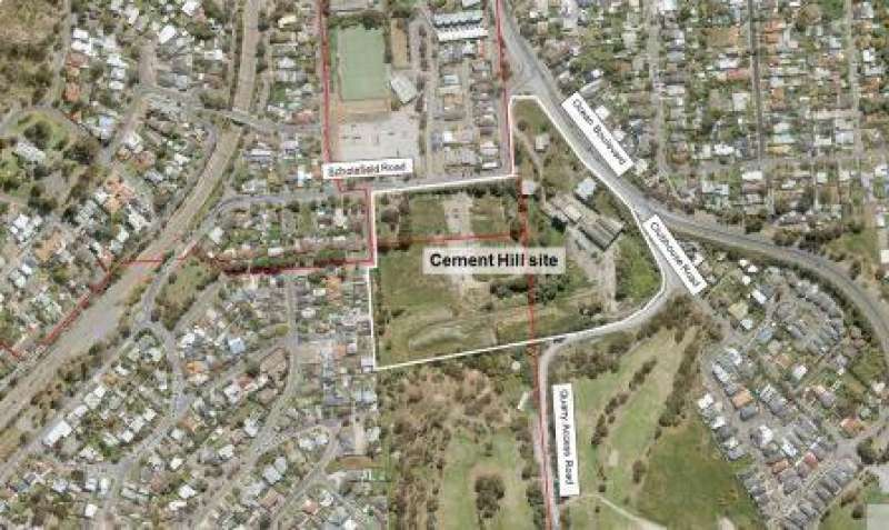 Success for Cement Hill