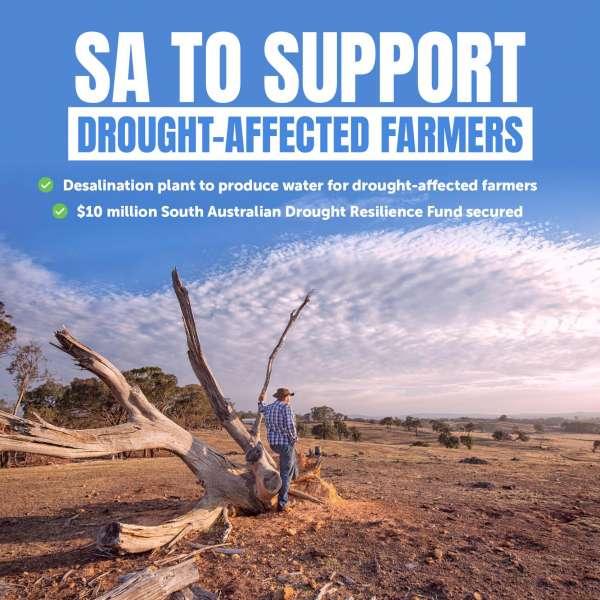 SA comes to the aid of drought-affected farmers