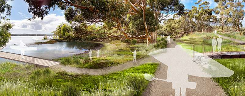 Concept plans for Happy Valley Reservoir revealed