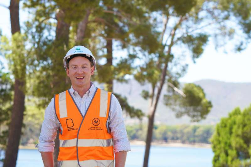 Hope Valley Reservoir ready to open next month