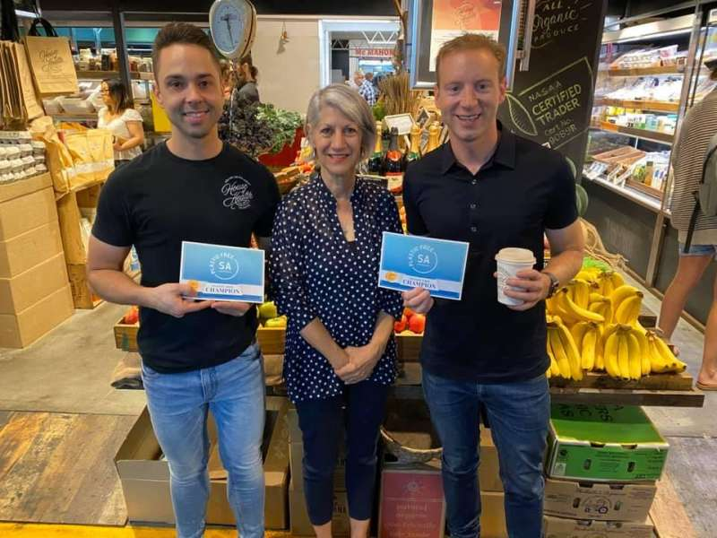 Another South Australian business goes plastic free