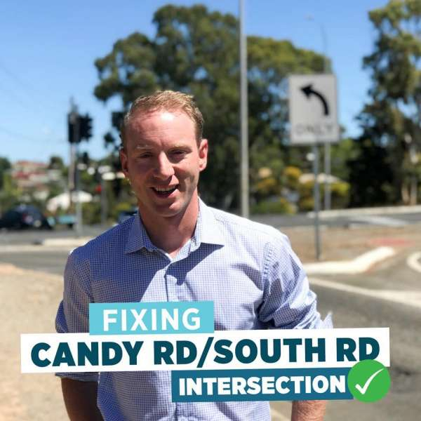 Candy/Lander/Main South Road Intersection