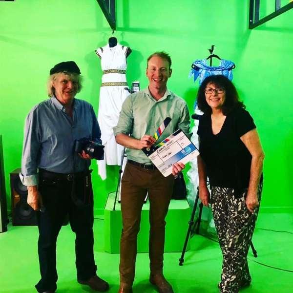 Atlantis Untold - meeting Margie and Nigel