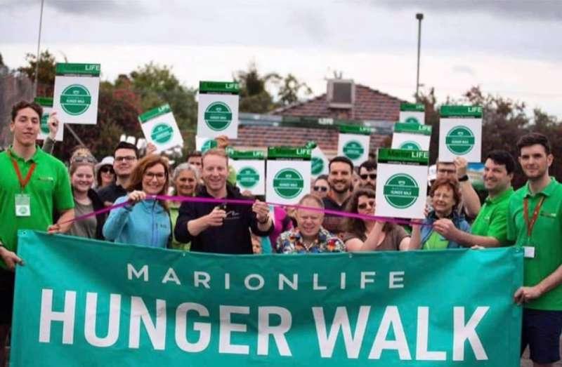 MarionLIFE Hunger Walk