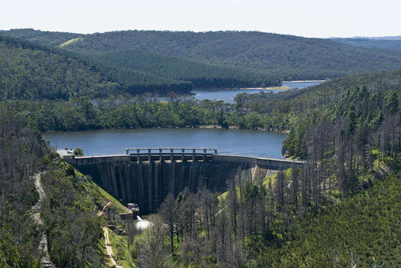 Mount Bold and Little Para reservoirs next on the agenda