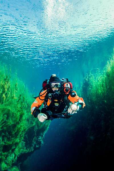 On the frontier of research with marine life discoveries