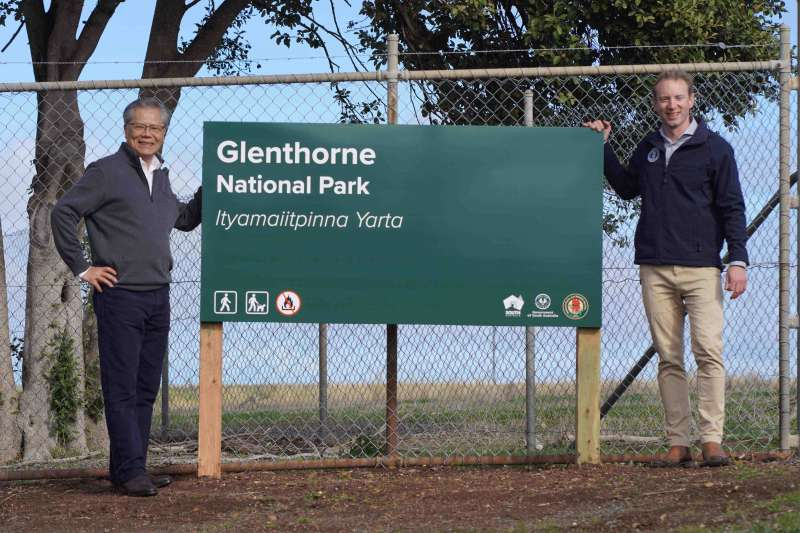 Adelaide officially has its second metropolitan national park