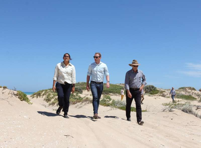 Public Consultation: restoring the Coorong