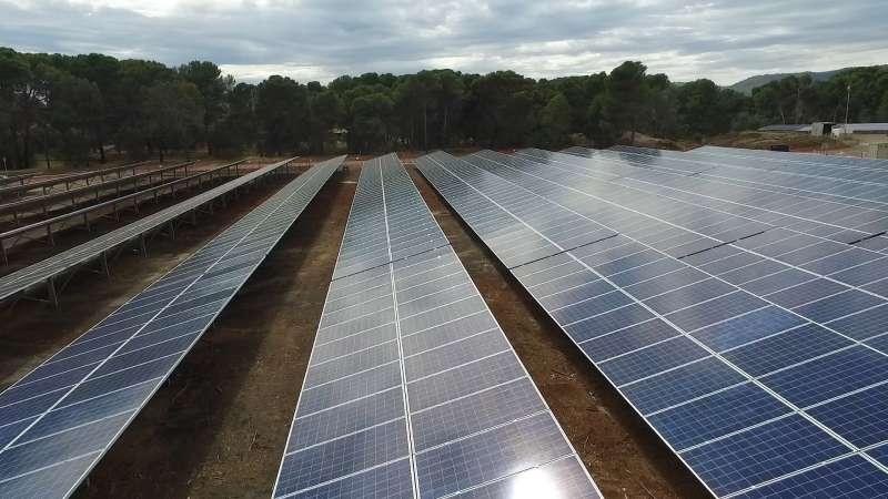 Solar installation set to begin at Happy Valley Reservoir