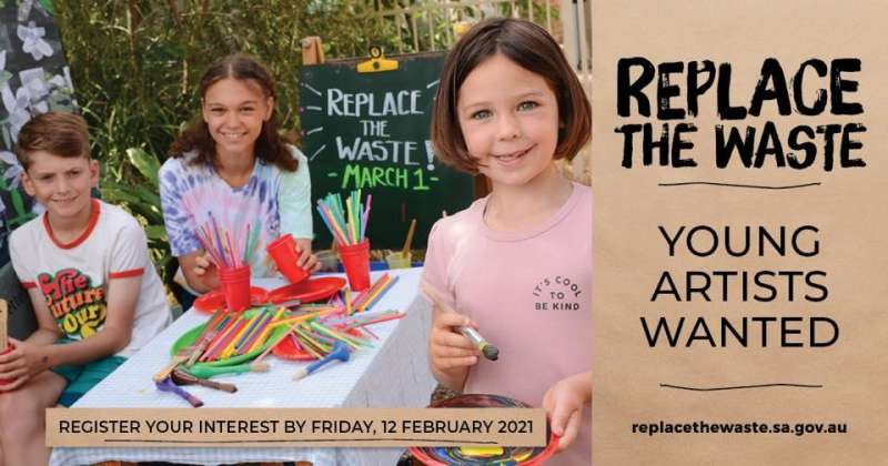 School art exhibition to help promote single-use plastics ban