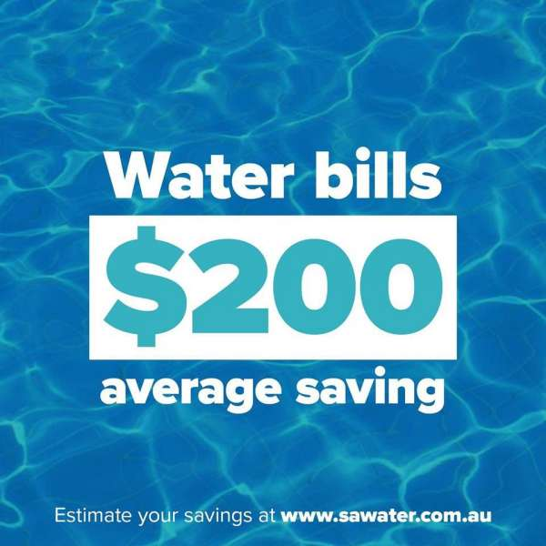 Water bill savings start to flow for South Australians