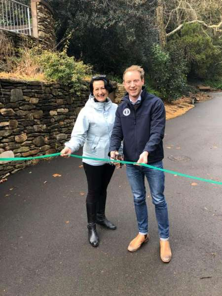 Waterfall Gully walking trail upgrade complete