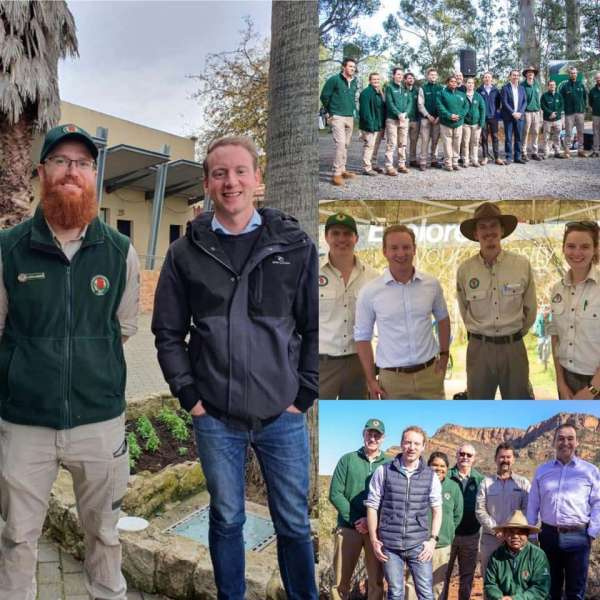 Rise in park ranger numbers supports park visitation through pandemic