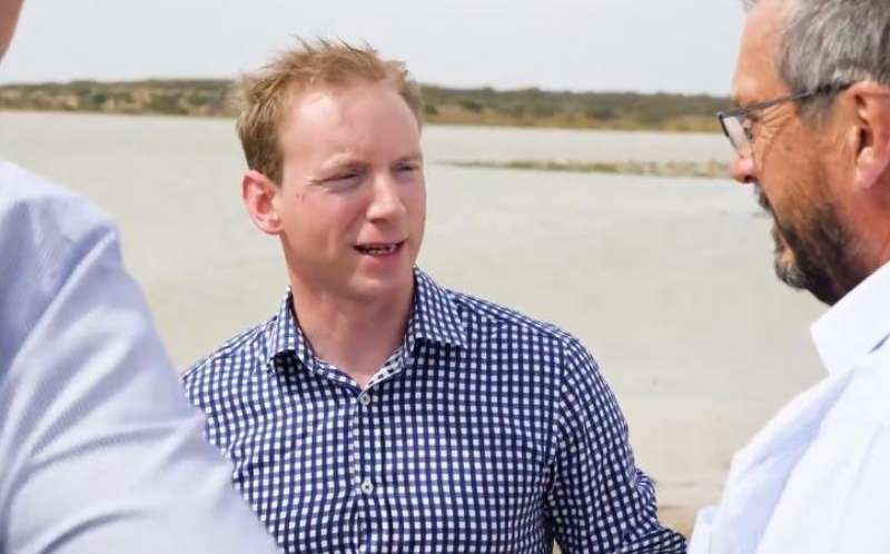 Improve the health of the Coorong and the entire Murray-Farling Basin system