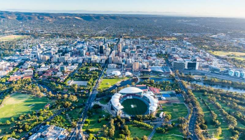 Let's make Adelaide the world's second National Park City