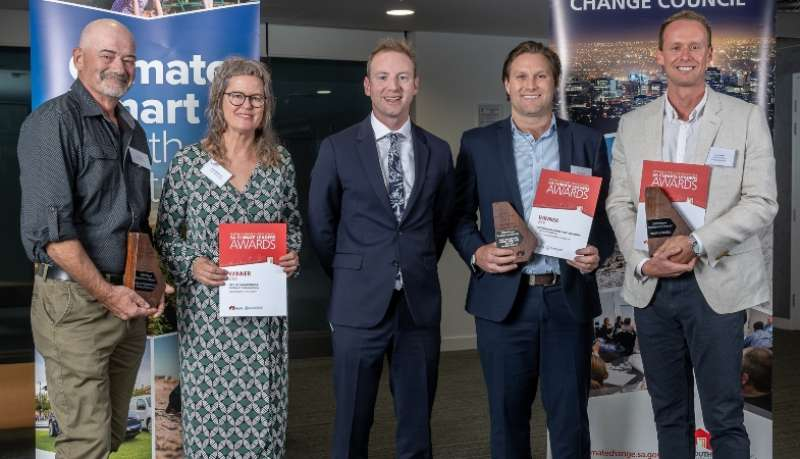 SA climate smart leaders celebrated