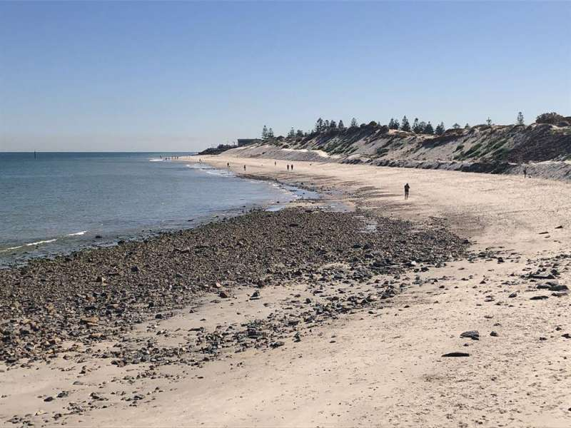 West Beach to get a big boost in time for summer